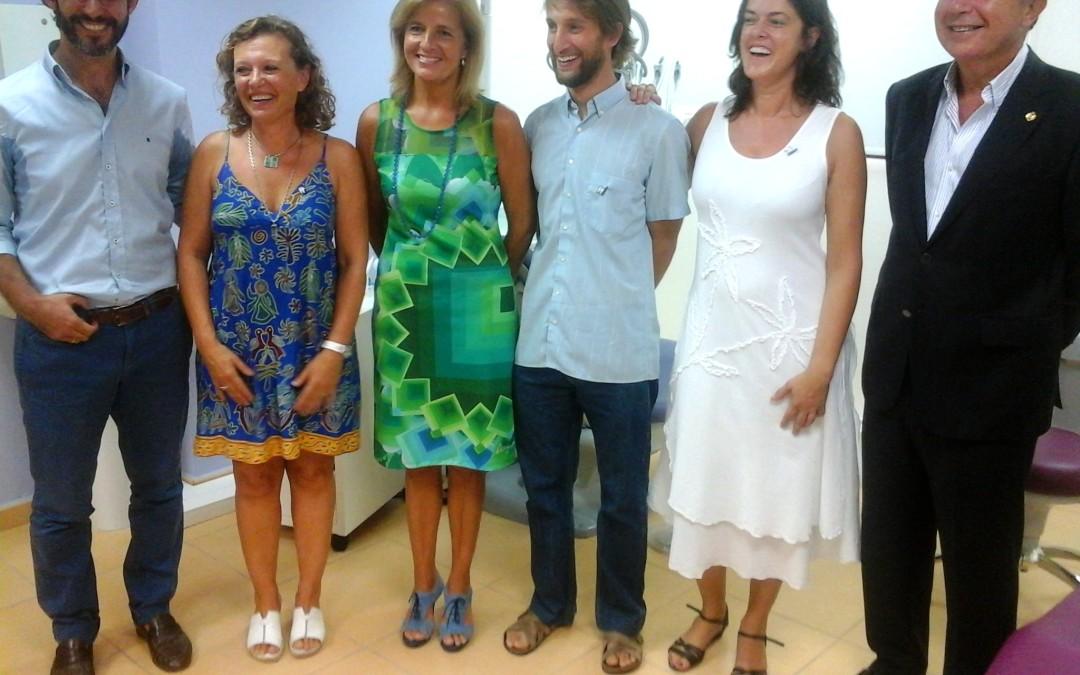 Inaugurada la nueva clínica solidaria de Fuengirola