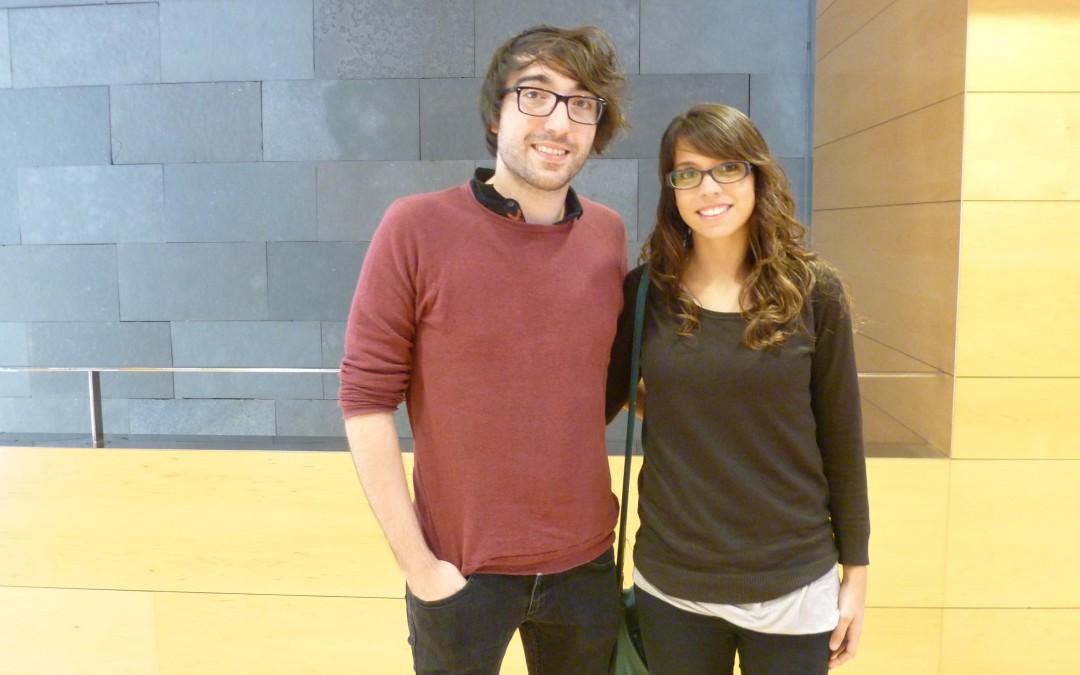 Miguel Artajona i Alba Murillo s'incorporen al Patronat d'Odontologia Solidària