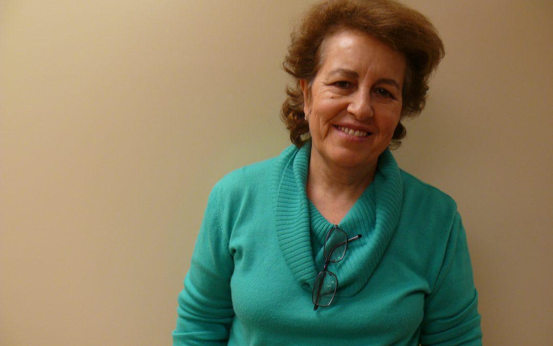 María Dolores Cuenca, nueva presidenta de Odontología Solidaria