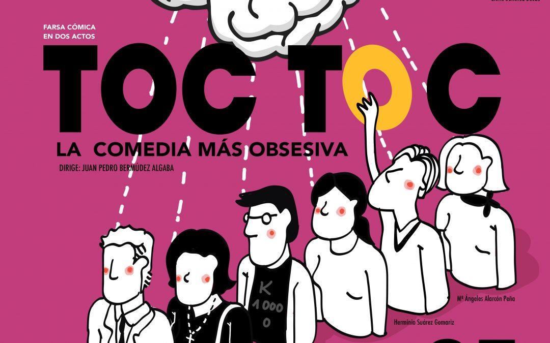 'Toc toc', teatro solidario en Albacete