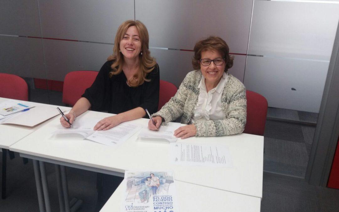 Convenio de colaboración entre HIDES Aragón e Odontoloxía Solidaria