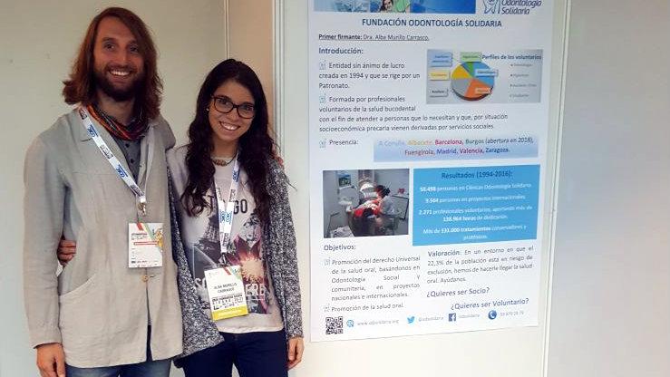 Odontoloxía Solidaria no Congreso Nacional SESPO