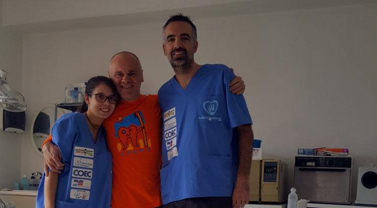 Más de cien personas refugiadas atendidas por los voluntarios de OS en Grecia