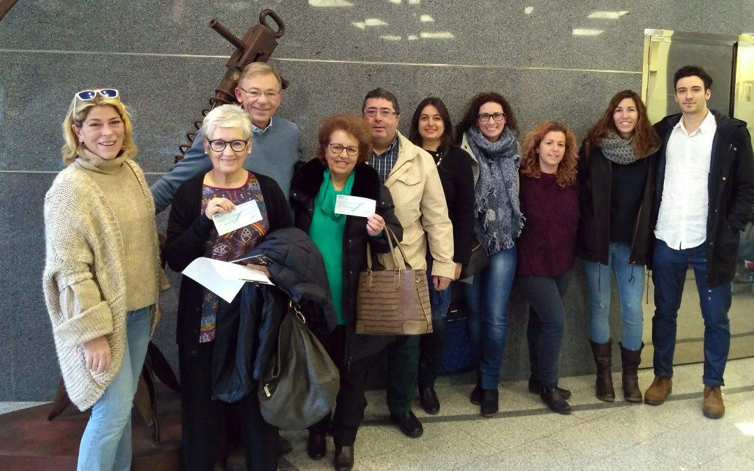 El ICOEV otorga el Premio Solidaridad a Odontología Solidaria