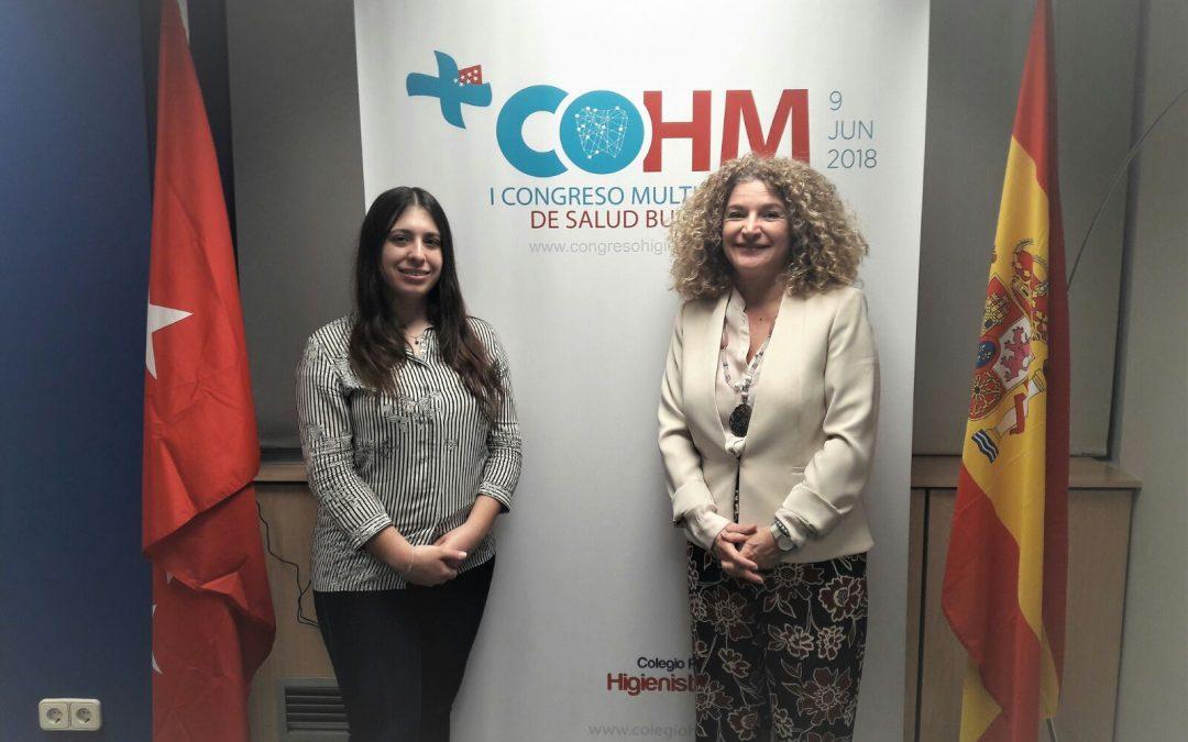 Convenio de Colaboración co Colexio de Hixienistas de Madrid