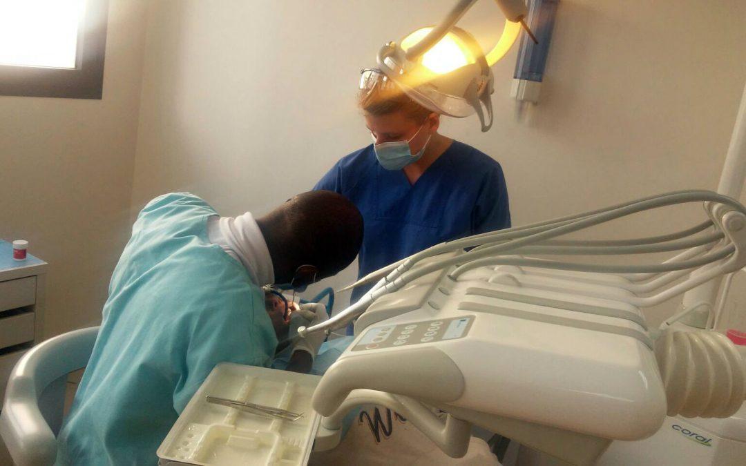 Odontología Solidaria supera las 55.000 personas atendidas en clínica